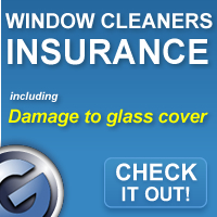 Window cleaners insurance