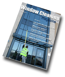 window cleaner magazine